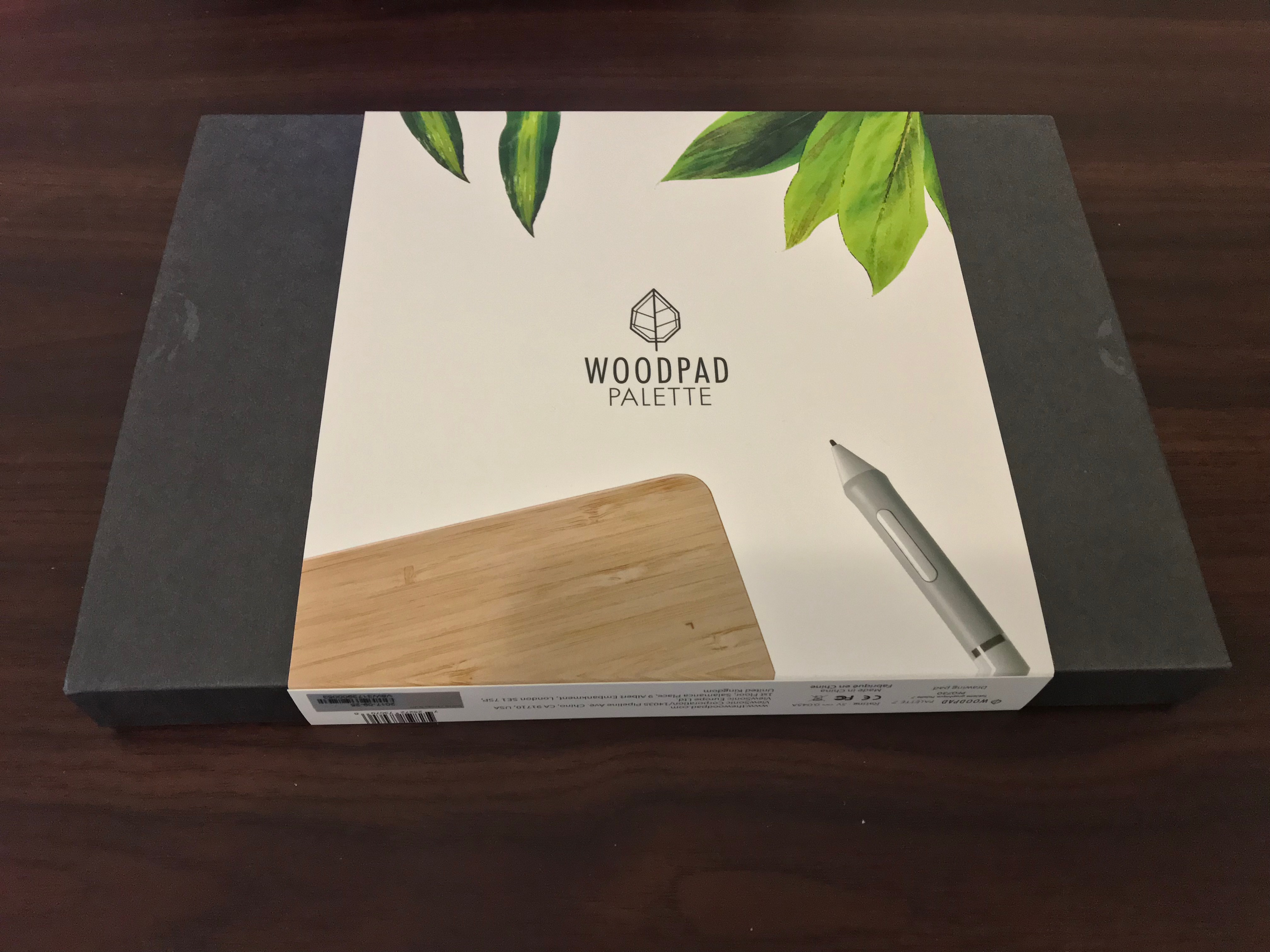 woodpad-pf0730-package
